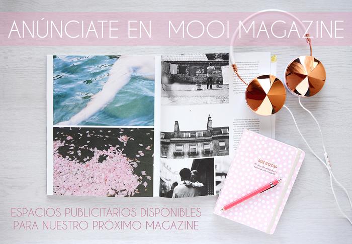 Anúnciate en Mooi magazine 01
