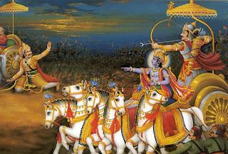 Adhiratha father of Karna in Mahabharatha