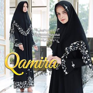 Ayyanameena Qamira Black
