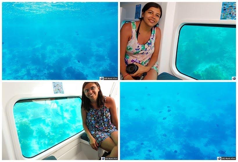 Passeio de submarino em Bonaire - Diário de Bordo: cruzeiro pelo Caribe