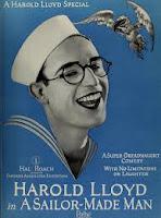 A sailor made man