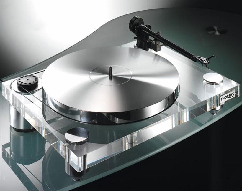 Thorens TD 2015 platine vinyle art sound