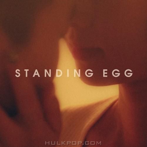 STANDING EGG – TONIGHT (With JISIM) – Single