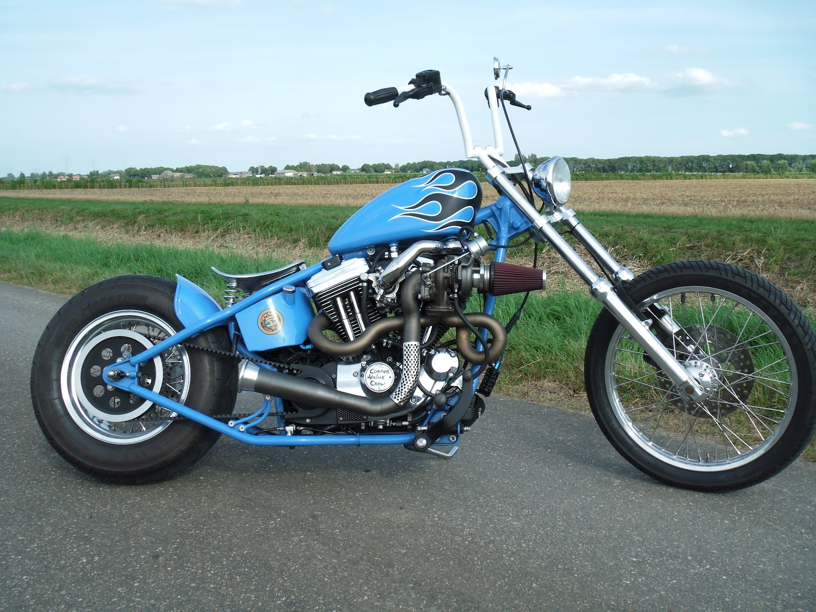 TD CHOPPERPARTS: Sportster Turbo