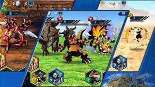 Digimon Heroes! Mod Apk Unlimited Money