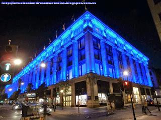 Galerías comerciales en Oxford Street
