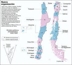 División Político-Administrativa de Chile
