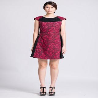 model baju long dress jepang
