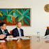 El presidente de Brasil, Michel Temer, se reunió con el presidente de XCMG, Wang Min