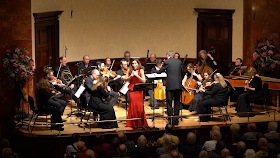 Claudia Skerath, Ian Page and The Mozartists at the Wigmore Hall