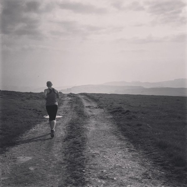 Running in the peaks