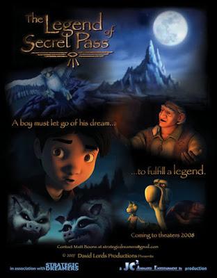Xem Phim Truyền Thuyết Bí Mật - The Legend of Secret Pass
