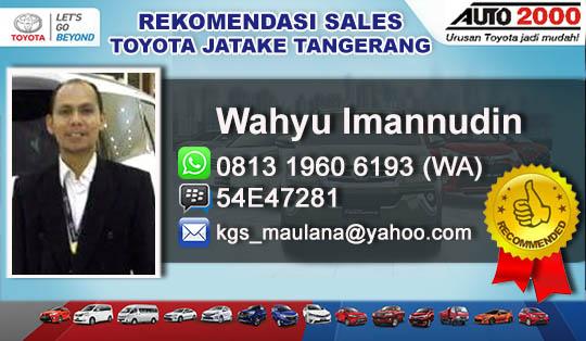 Toyota Jatake Tangerang