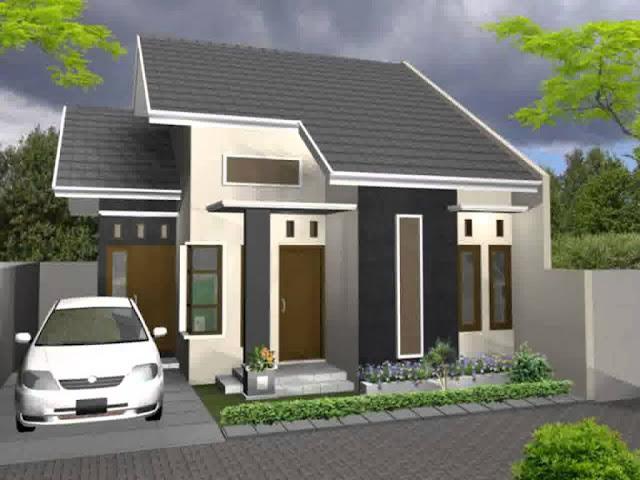 model atap rumah limas