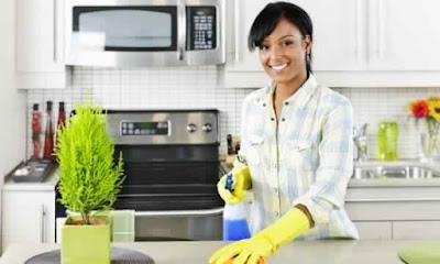 Comment nettoyer la maison après la grippe