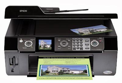 Epson Stylus CX9400Fax