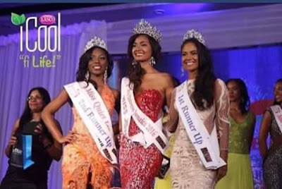 Isabel Dalley Is Miss Universe Jamaica 2016 | RJR News