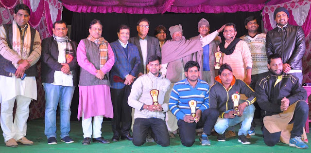 The Mahavatpur Rang Mahotsav organized by the Haryana Arts Council, staged the playwright's hot summer