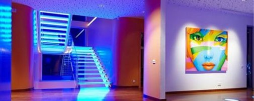 Blog Automatyka Domowa Inteligentne Oświetlenie Led Schodów
