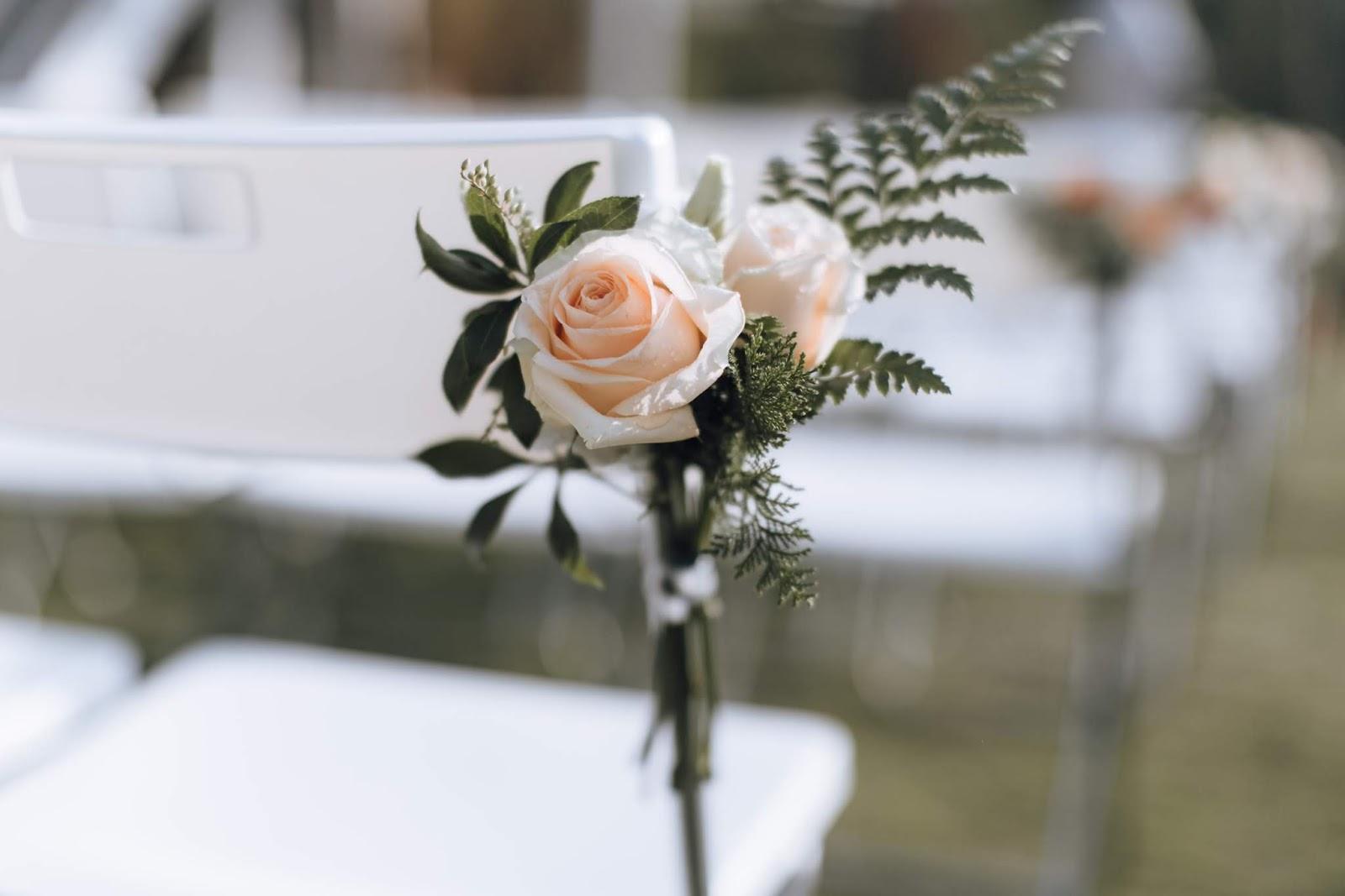 一場沒有垃圾的婚禮