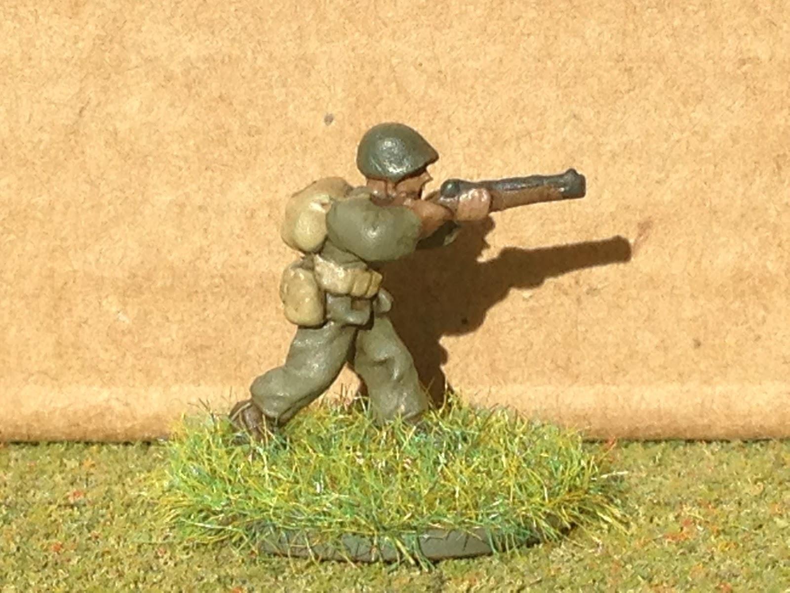 BlackHawkHet: Test Troops for WW2 15mm USMC
