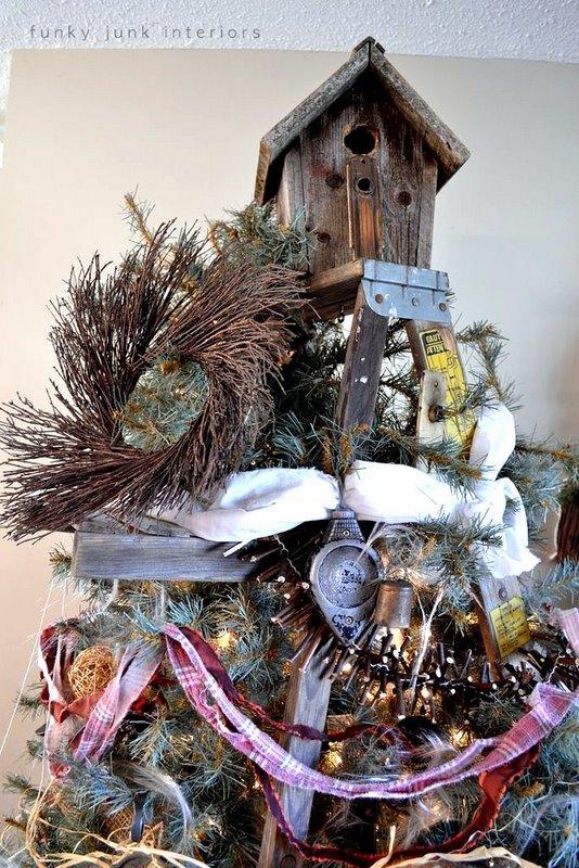 Making Christmas Tree Ornaments