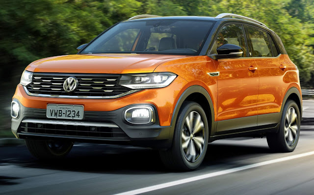 Volkswagen T-Cross - SUV