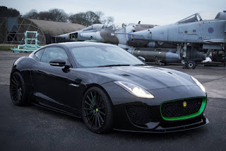 Jaguar F-Type Coupé (Lister Thunder) (2018) Front Side