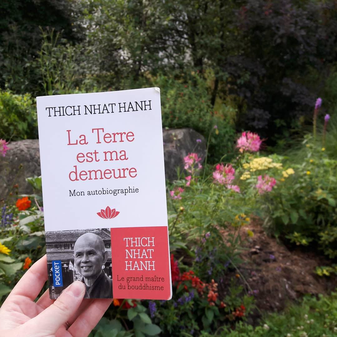 La Terre est ma demeure de Thich Nhat Hanh
