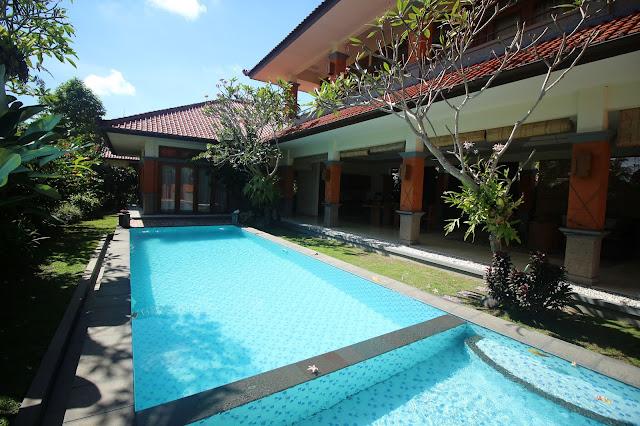 Piscine villa cantik house ubud