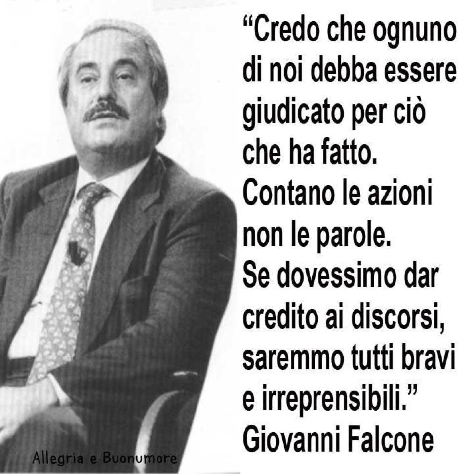 Frasi Celebri Di Falcone E Borsellino