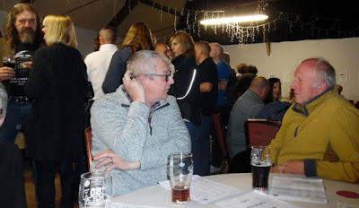 Brigg Beer Festival 2018 held in the Nelthorpe Arms Barn