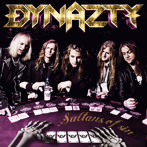 DYNAZTY - Sultans Of Sin (2012)