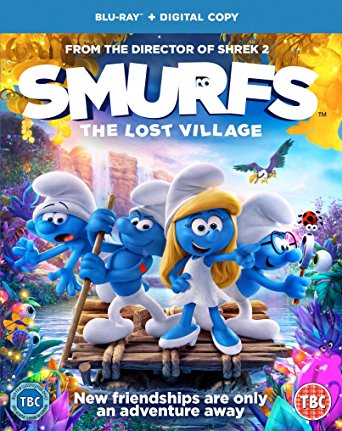 Smurfs The Lost Village 2017 Dual Audio ORG Hindi 720p BluRay 750mb