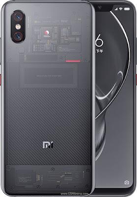 Xiaomi Mi 8 Explorer Dual Camera Phone