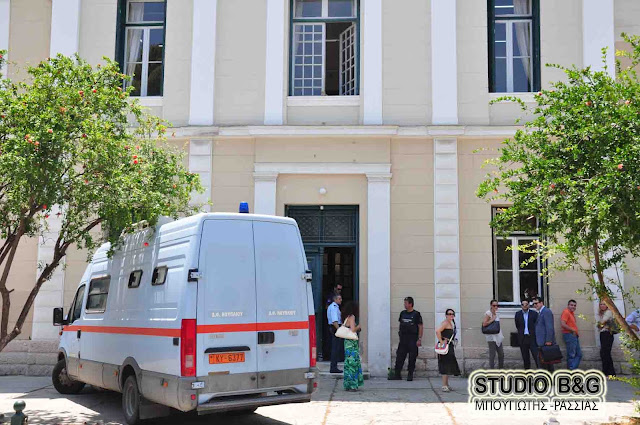 Διακόπηκε για αύριο Παρασκευή η δίκη των 4 κατηγορούμενων του Δήμου Μεγαλόπολης