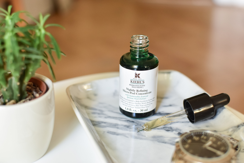 Kiehl´s - Nightly Refining Micro-Peel Concentrate