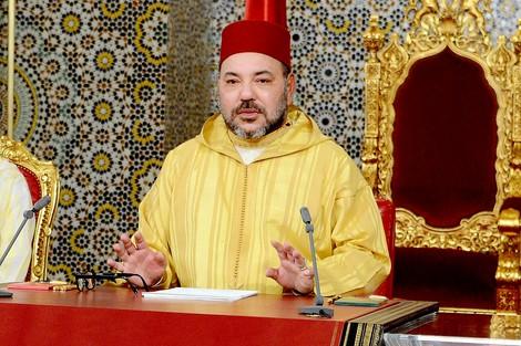 الملك يلقي خطاب عيد العرش على الساعة التاسعة من مساء هذا اليوم