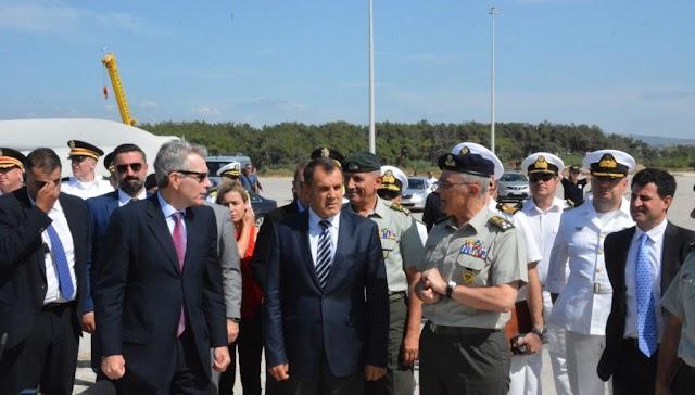Αλεξανδρούπολη: Παρουσία ΥΕΘΑ και Αμερικανού πρέσβη η εκδήλωση για τα 150 χρόνια του λιμένα