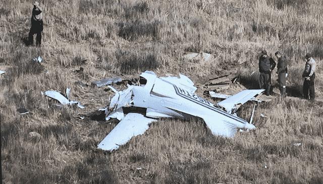 Трое взрослых и ребенок погибли во время авиакатастрофы в Лос-Анджелесе