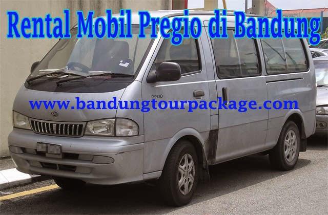 Rental Mobil Pregio di Bandung