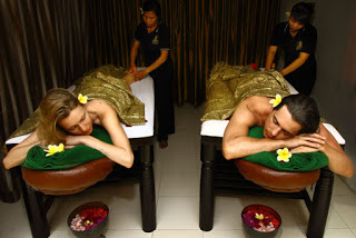 All About Bali Cosy Spa At Baleka Hotel