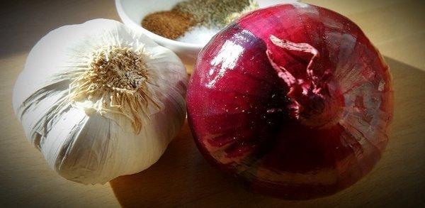 Bawang Merah dan Bawang Putih