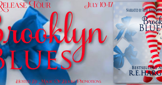 AUDIO RELEASE TOUR: Brooklyn Blues by R.E.Hargrave