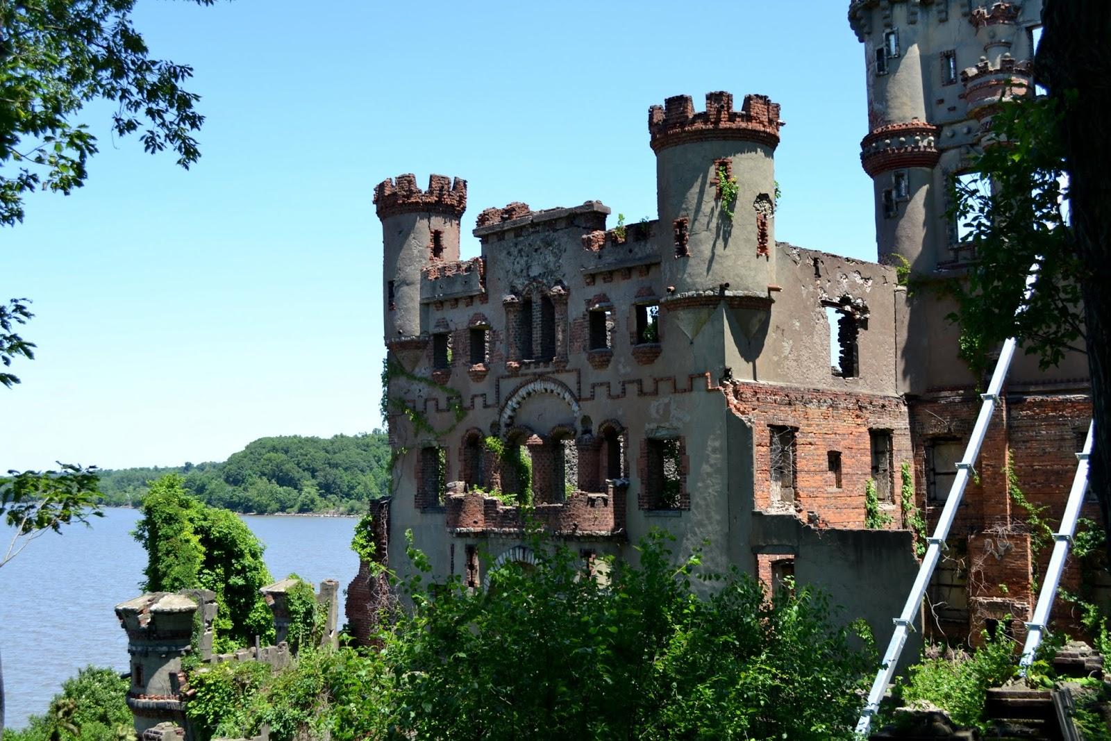 Остров Баннермена, штат Нью-Йорк (Bannerman's Island, NY)