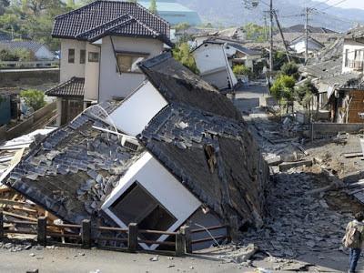 terremoto de magnitude