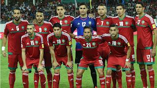 تشكيل منتخب المغرب في كأس العالم 2018 وموعد مبارياته امام إسبانيا والبرتغال وايران