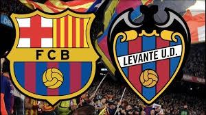 اون لاين مشاهدة مباراة برشلونة وليفانتي بث مباشر 27-4-2019 الدوري الاسباني اليوم بدون تقطيع