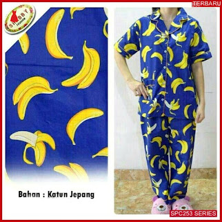 SPC253P59 Piyama Banana Bhn Cp Baju Tidur Wanita | BMGShop