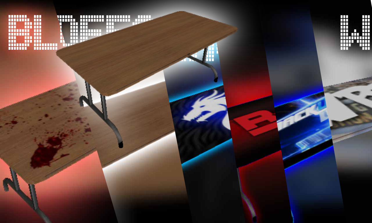 Realistic table for WR3D!